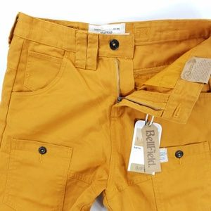 Bellfield Skinny Ankle Jogger Trouser Jeans Pants